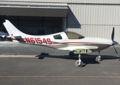 Lancair Legacy Aircraft Paint Job