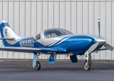 Lancair Legacy Aircraft Paint Job