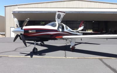 Lancair Evolution N469KS
