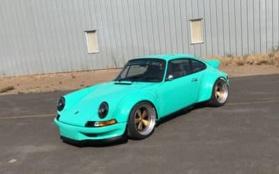 RWB Porsche 2