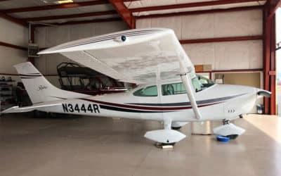 Cessna 182 N3444R