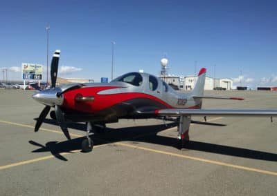 Evolution Aircraft N38SP Repairs