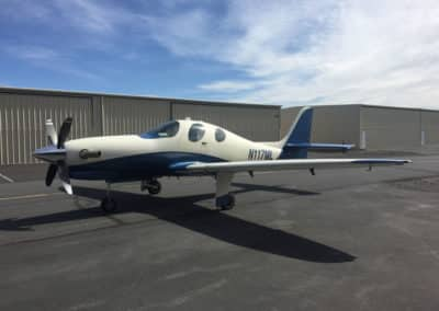 Lancair Evolution N117ML