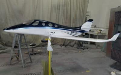 Stratos Model 714 N403KT