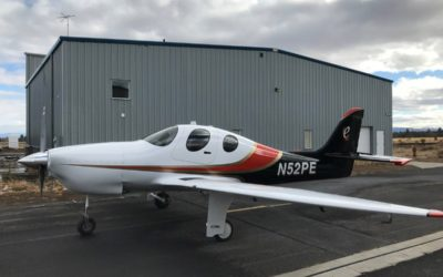 Lancair Evolution N52PE Repairs